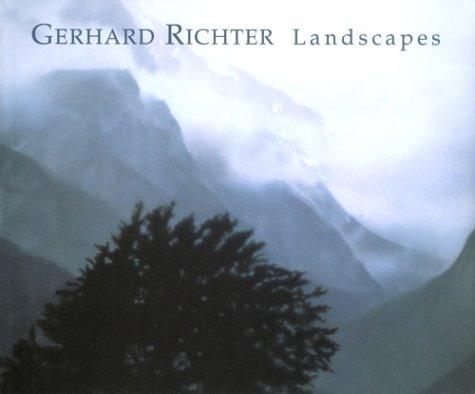 9783893229512: Gerhard Richter: Landscapes