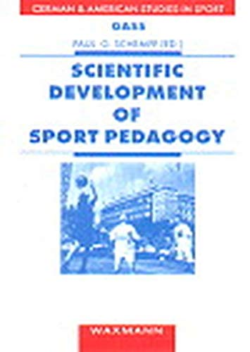 9783893254552: Scientific Development of Sport Pedagogy (German and American Studies in Sport)
