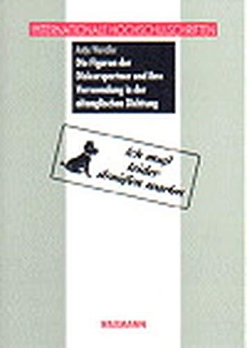 9783893255863: Die Figuren der Diskurspartner und ihre Verwendung in der altenglischen Dichtung (Internationale Hochschulschriften)