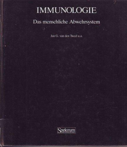 9783893308101: Immunologie. Das menschliche Abwehrsystem