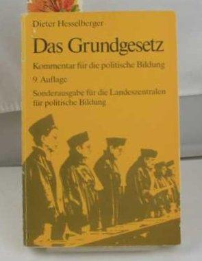 9783893312252: Das Grundgesetz - Kommentar für die politische Bildung