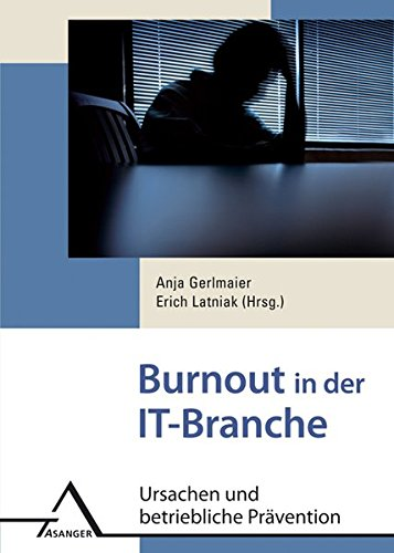 9783893345663: Burnout in der IT-Branche