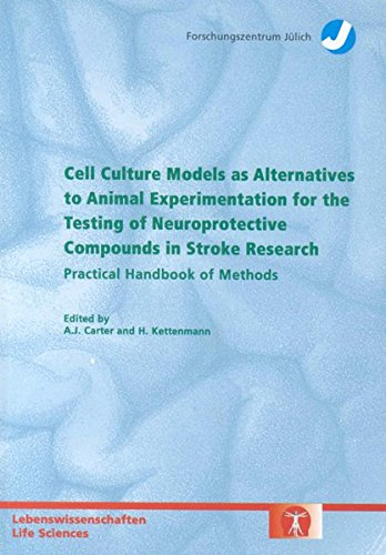 Cell Culture Models as Alternatives to Animal Experimentation for the Testing of Neuroprotective compounds in stroke research: Practical Handbook of Methods