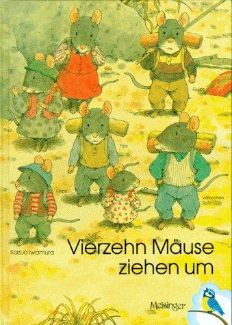 9783893371266: Vierzehn Mäuse ziehen um
