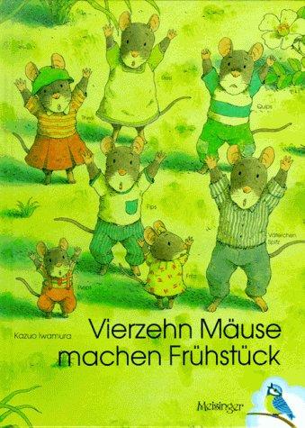 9783893371297: Vierzehn M�use machen Fr�hst�ck