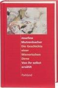 Die Geschichte einer Wienerischen Dirne. Felix Salten: Mutzenbacher, Josephine