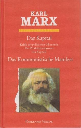 9783893400751: Das Kapital / Das kommunistische Manifest