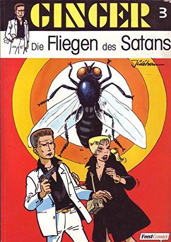 9783893432165: Fliegen des Satans, Bd 3