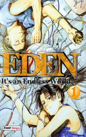 9783893433650: Eden - it?s an Endless world (deutschsprachig) [Taschenbuch] by Hiroki Endo