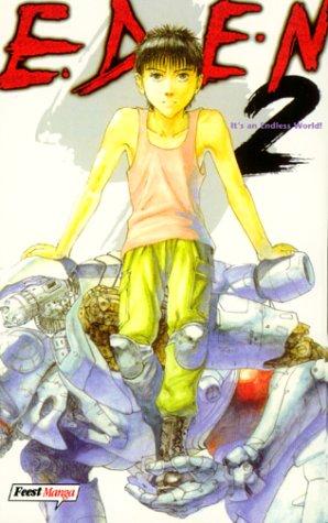 Eden 02. (389343366X) by Hiroki Endo