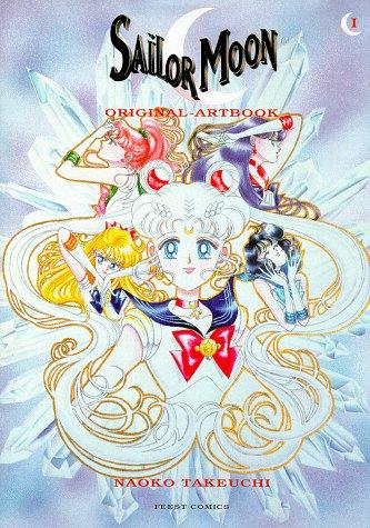 9783893435357: Sailor Moon, Original-Artbook, Bd.1