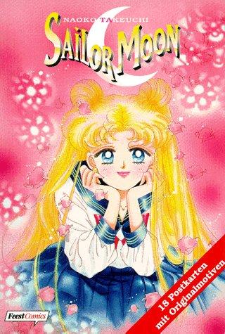 9783893435371: Sailormoon: 18 Postkarten Mit Originalmotiven