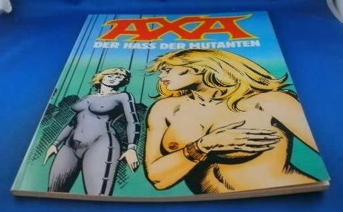 9783893435746: Der Hass des Mutanten, Bd 7