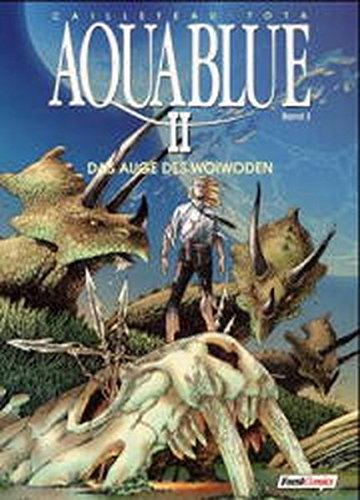 9783893438297: Aquablue II, Bd.3, Das Auge des Woiwoden