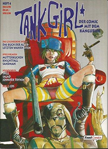 Titan Comics celebrates TANK GIRLs 30th birthday