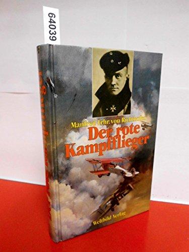 9783893500604: Der Rote Kampfflieger