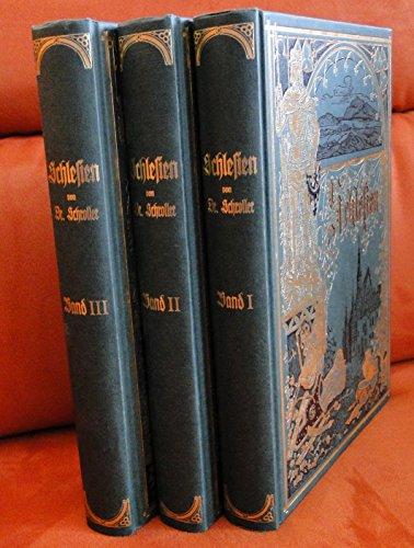 9783893501151: Schlesien. Eine Schilderung des Schlesierlandes. 3 Bände