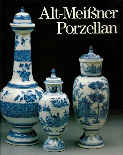 9783893501380: Alt-Meißner Porzellan in Dresden
