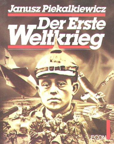 9783893505647: Der Erste Weltkrieg
