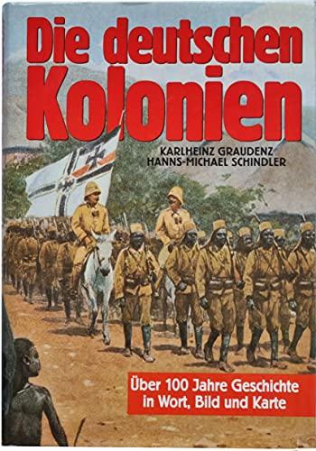 9783893507016: Die deutschen Kolonien