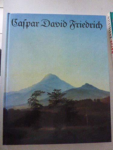 9783893507214: Caspar David Friedrich