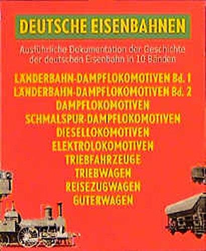 Deutsche Eisenbahnen: Dreher, Hansi; Obermayer,