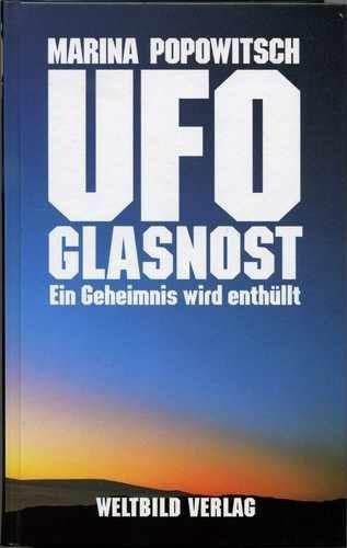 9783893509836: UFO Glasnost