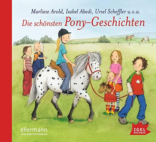 9783893531097: Die schönsten Pony-Geschichten. CD