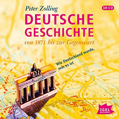 9783893531479: Deutsche Geschichte. Von 1871 bis zur Gegenwart. 1