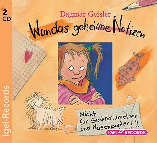 9783893531592: Wandas geheime Notizen