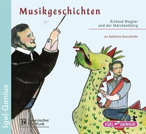 9783893531752: Richard Wagner und der M�rchenk�nig