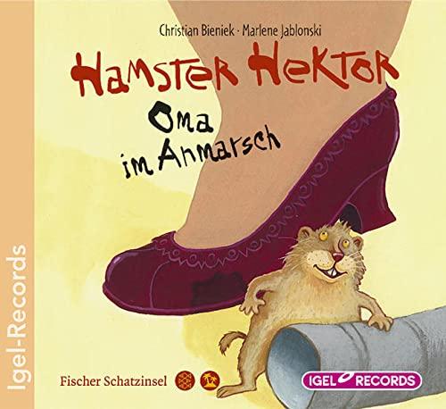 9783893532643: Hamster Hektor - Oma im Anmarsch