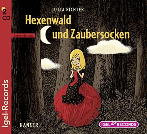Hexenwald und Zaubersocken (_AV): Richter, Jutta