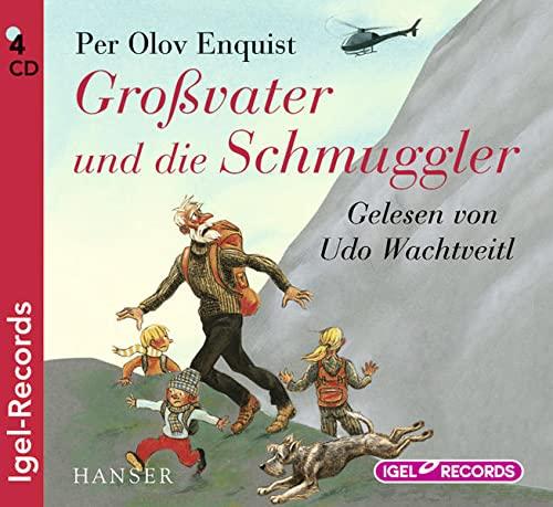 9783893533565: Großvater und die Schmuggler