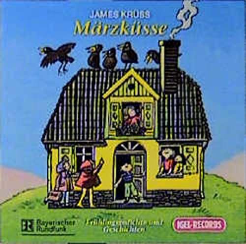 9783893536481: M�rzk�sse; Gedichte und Geschichten zur Fr�hlingszeit ; Audio-CD; H�rb�cher; 1 CD