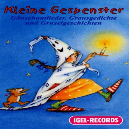Kleine Gespenster. 1 Hörkassette.: Lindgren, Astrid, James