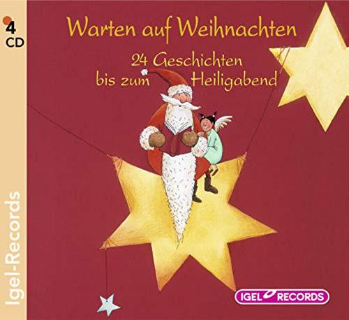 9783893537969: Warten auf Weihnachten. 4 CDs: 24 Geschichten bis zum Heiligabend