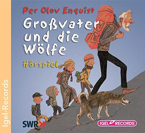 Großvater und die Wölfe. CD: Enquist, Per Olov