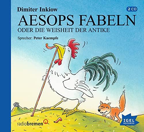 9783893539185: Aesop-Fabeln