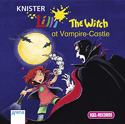 9783893539680: Lilli the Witch at Vampire-Castle. CD: Für Schüler am Ende des ersten Englisch-Jahres