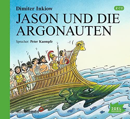 9783893539963: Jason und die Argonauten. 2 CDs