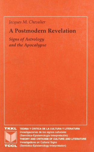 A Postmodern Revelation: Chevalier, Jacques