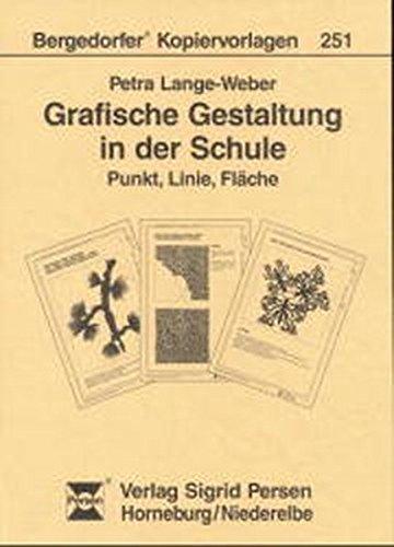 9783893582891: Grafische Gestaltung in der Schule. Punkt, Linie, Fläche (Livre en allemand)