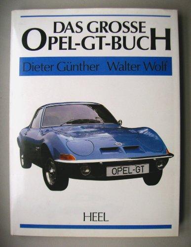9783893652198: Das Grosse Opel-GT-Buch