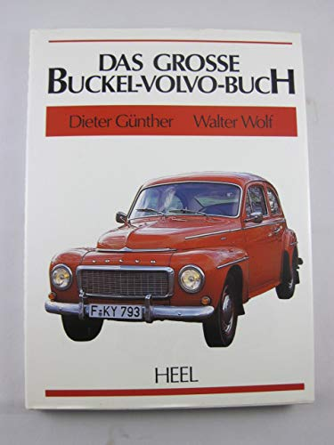 9783893652204: Das große Buckel - Volvo Buch