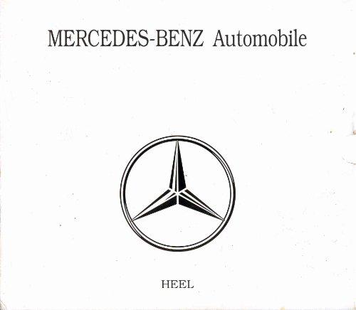 Mercedes-Benz Automobile in 6 Bänden. 1. Bd.: Schrader, Halwart: