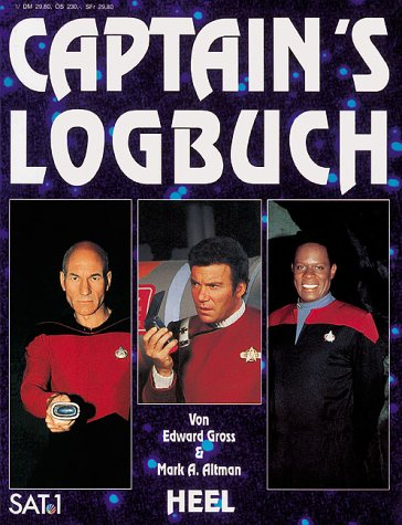 Star Trek Captains Logbuch