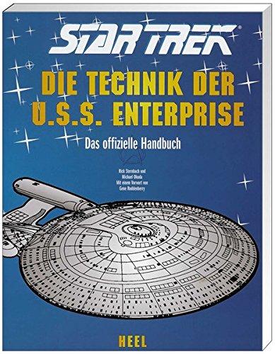 9783893653973: Star Trek. Die Technik der U.S.S. Enterprise. Sonderausgabe