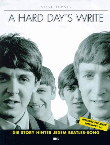 9783893655007: HARD DAY'S WRITE