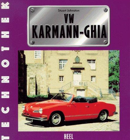 9783893655359: Karmann Ghia